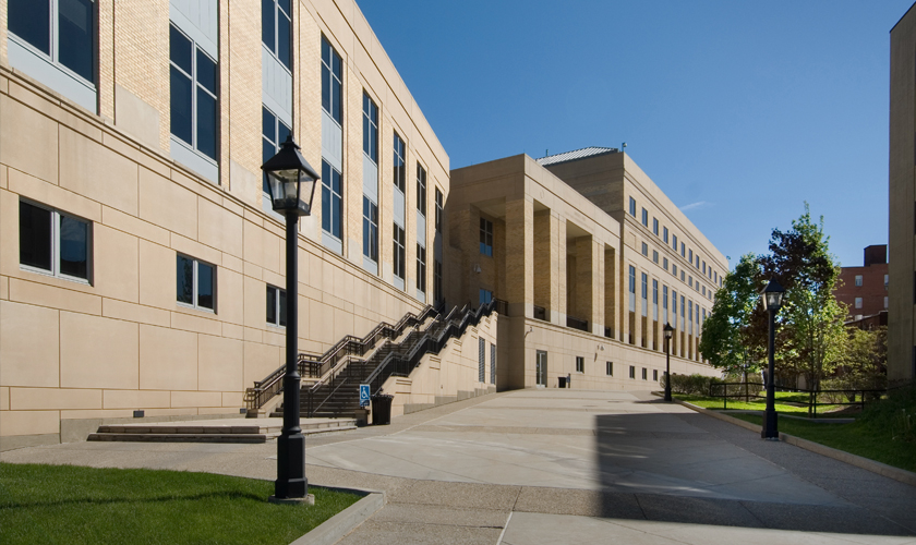 Robert C. Byrd Federal Courthouse and IRS Complex, Beckley, WV