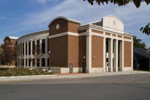 Cumberland County Justice Center, Burkesville, KY