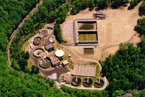 Piney Creek Wastewater Treatment Plant; Beckley, WV